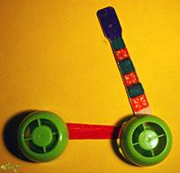 Środki transportu - Prace plastyczne dla dzieci