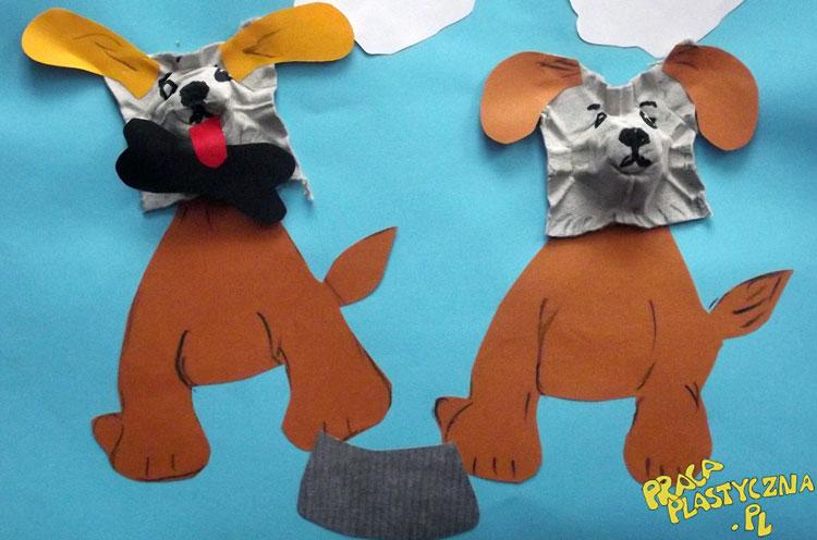 Mój Przyjaciel Pies Prace Plastyczne Dla Dzieci
