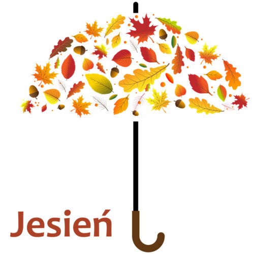 Jesień – szablony
