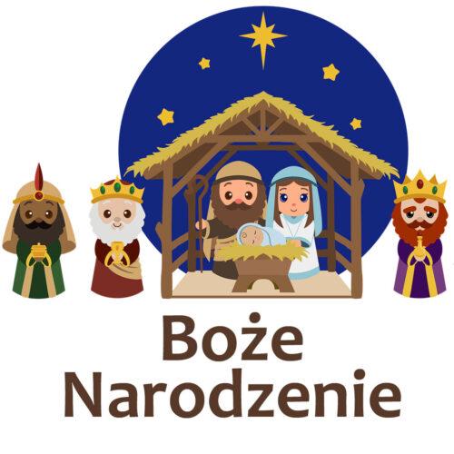 Boże Narodzenie – szablony