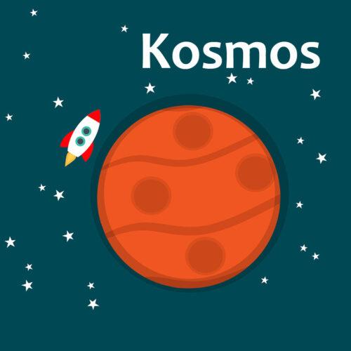 Kosmos – szablony