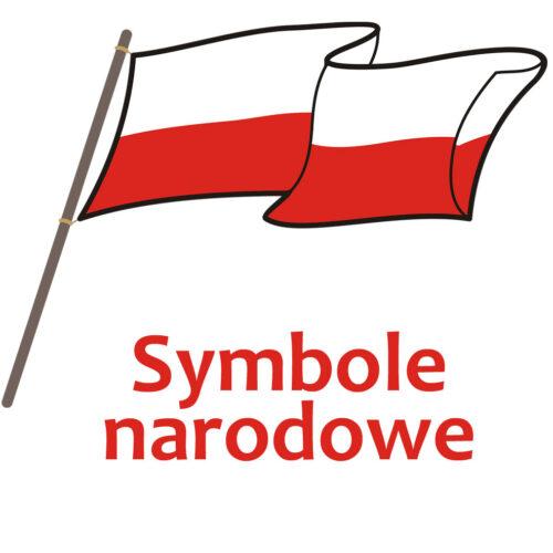 Symbole narodowe – szablony